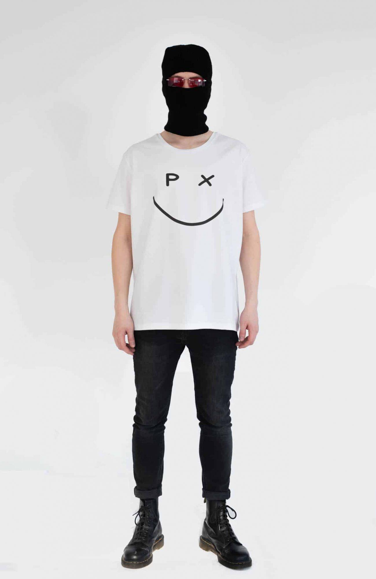 bns white px t-shirt