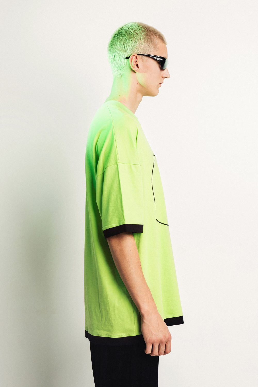 BNS x Lizdas Green Tee