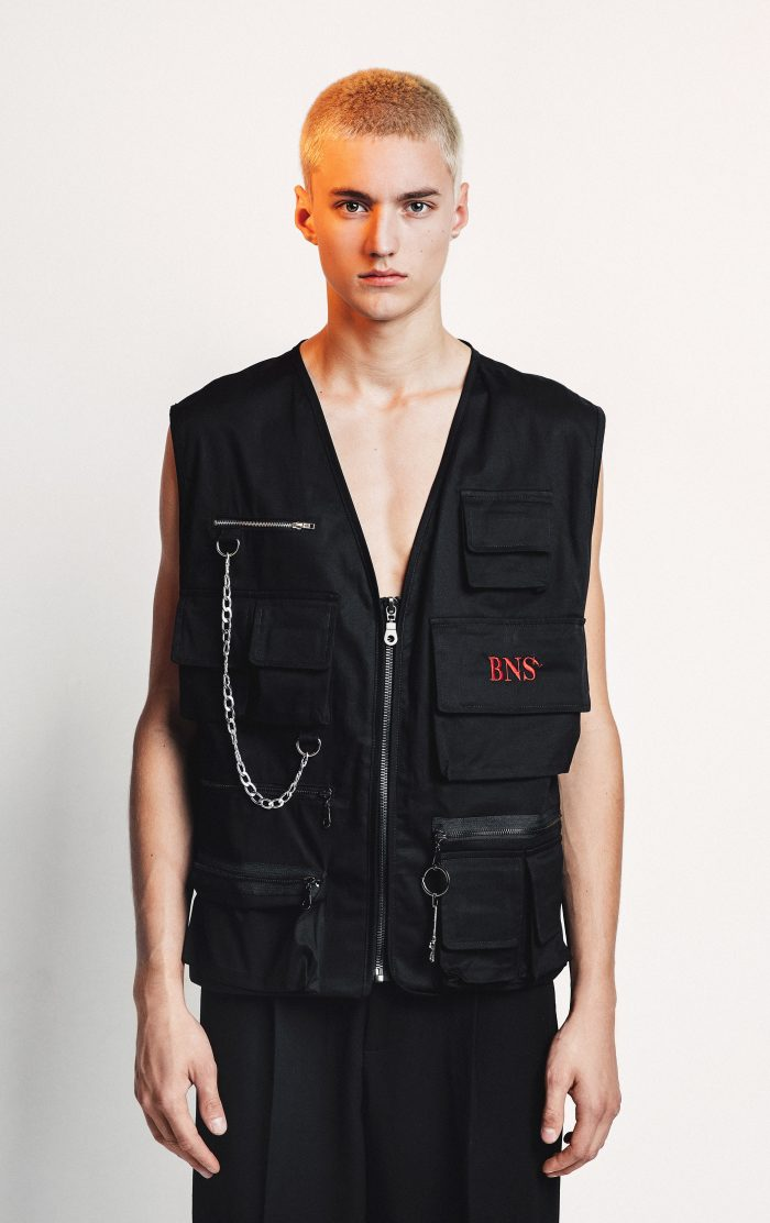 STREET STYLE TACTICAL VEST